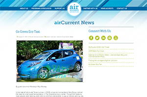 Air Current News