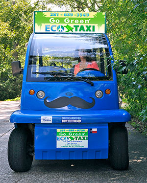 The Woodlands Eco Taxi
