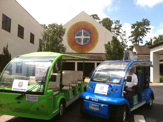 woodlands eco taxi service